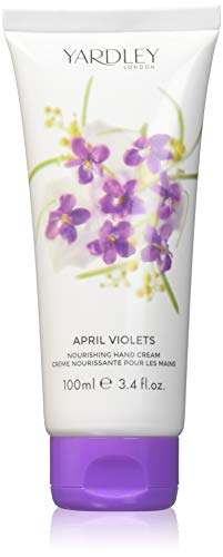 Yardley London April Violets Nourishing Hand Cream 100 ml by YardleyLondon