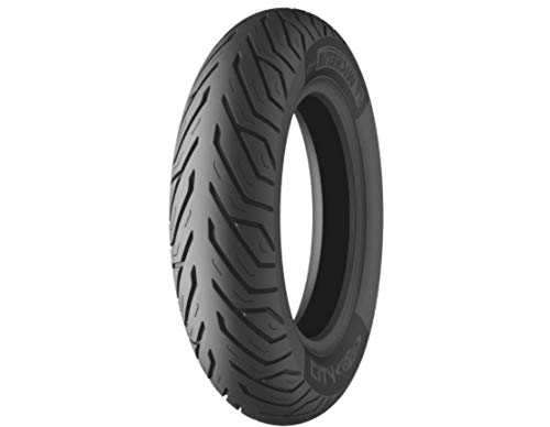 Fantastic Prices! Michelin 15423 City Grip Scooter Front Tire - 120/70-11, Position: Front, Rim Size...