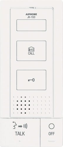 Aiphone JK-1SD Audio-Only Sub-Master Station for JK Series Intercom System
