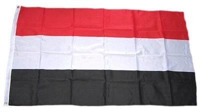 Fahne / Flagge Jemen NEU 60 x 90 cm Fahnen Flaggen