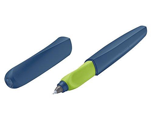 Stylo roller Pelikan Twist Tintenroller Twist Apple bleu