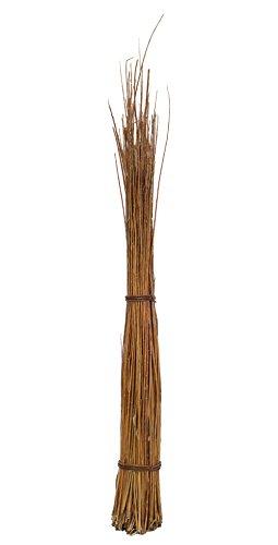 FRANK FLECHTWAREN Dekoratives Weiden-Bündel aus Naturweide (ca. 120cm hoch)
