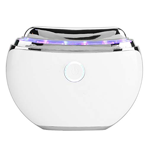 Placa eléctrica Gua Sha, Micro, Masajeador eléctricoMasajeador eléctrico de mano, tabla de raspado de elevación facial actual, tabla de masaje Gua Sha para aliviar la fatiga de la piel