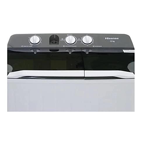 La Mejor Selección de lavadora hisense 12 kg para comprar online. 4