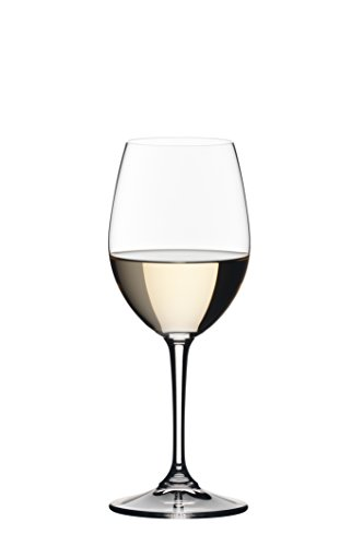 Riedel Vivant - Copas de Vino Blanco (4 Unidades), Transparente