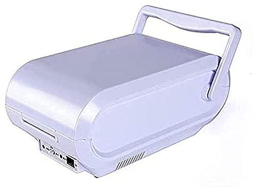 Refrigerador congelador de 3 L, 12 V, 38 W, vitrina de bebidas, refrigerador de coche, mini refrigerador pequeño para coche y uso doméstico