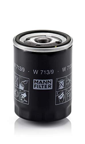 Original MANN-FILTER Ölfilter W 713/9 – Für PKW