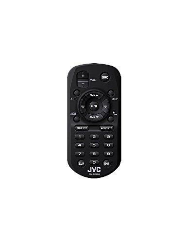 JVC RM-RK258 Fernbedienung für Multimedia-Receiver schwarz