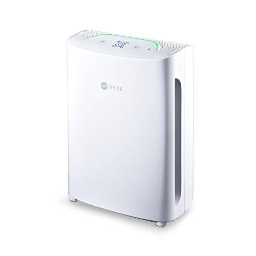 Brise C200 - Purificador de aire (243 m³/h, 30 m², 45 dB, 24 h, CC, Automático)