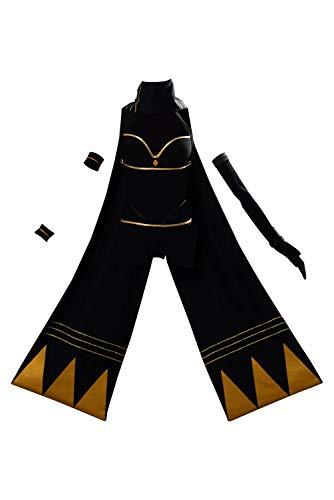 RedJade Fate/Grand Order Okita Souji Swimsuit Cosplay Costume Personalizzazione