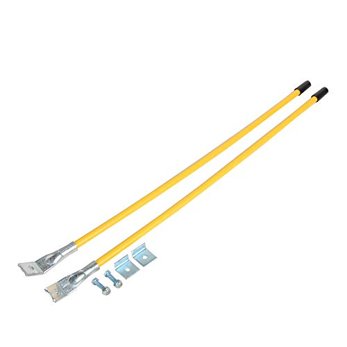 Learn More About New 26 Meyer Yellow Snowplow Blade Marker Kit 09916 Pair with Mounting Hardware