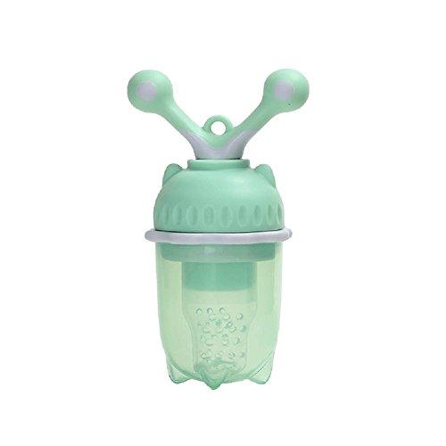 Baby Fruchtsauger Schätzchen Schnuller Beiß-Spielzeug Gemüse Obst sauger für Schätzchen