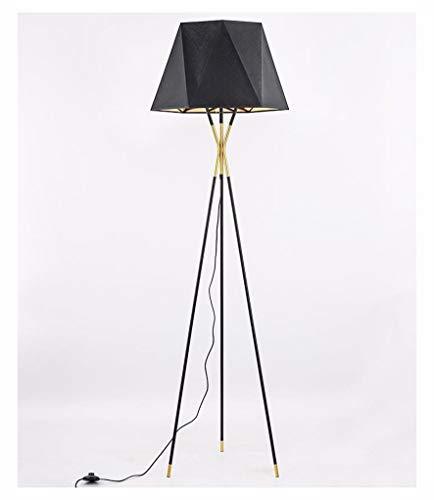 NIUZIMU vloerlamp met drie poten, woonkamer, slaapkamer, vloerlamp model kamer, hoteldecoratie, vloerlamp -33