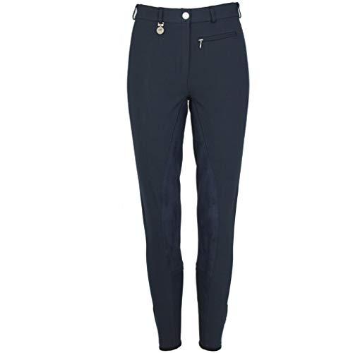 Pikeur Pantalones de equitación Lugana, 390 azul marino, 42