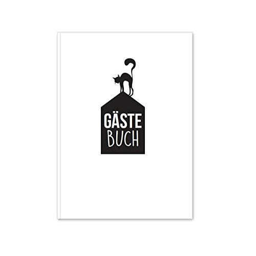 Gästebuch: Ein Gästebuch für das eigene Heim oder als schönes Mitbringsel! (inkl. Postkarte)