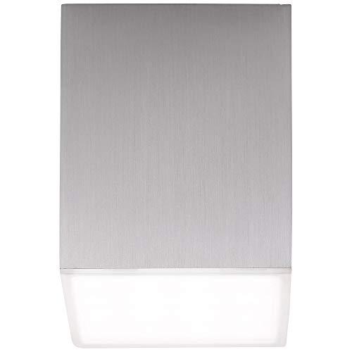 AEG plafondlamp, 1 lamp, aluminium, 3 W, aluminium