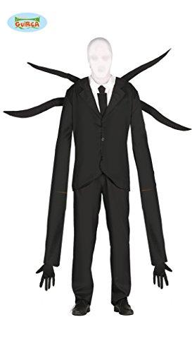 Disfraz de Slender Man para hombre