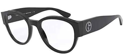 Giorgio Armani - Gafas de vista unisex para adulto AR7189, 5001, 52