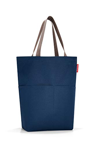 Reisenthel cityshopper 2 Einkaufstasche, Polyester, dark blue, 47 x 44 x 17