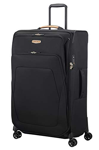 SAMSONITE Spark Sng Eco Spinner 67 Expandable Bagaglio a mano, cm, 92 liters, Nero (Eco Black)