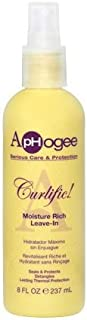 ApHogee Curlific Moisture Rich Leave-In 8oz