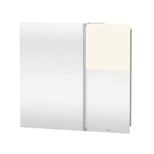 Duravit Spiegelschrank Starck 135x75x700mm 1 Spiegeltür links, Türanschlag mittig, S19721L0000