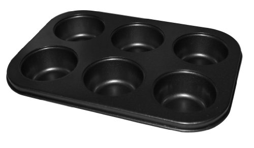 The Sharper Image Super Wave Oven 4-piece Baking Set – Also Made for the Big Boss Oil-less Air Fryer: Muffin Pan, Mini Muffin Pan, 2 Mini Loaf Pan