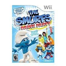 Preisvergleich Produktbild The Schlurfs Dance Party mit exklusivem Lied für Nintendo Wii