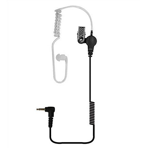 Code Red Tango Jr. 3.5 Budget-Friendly Covert Tactical Earpiece for Radios with 3.5mm Auxiliary Port
