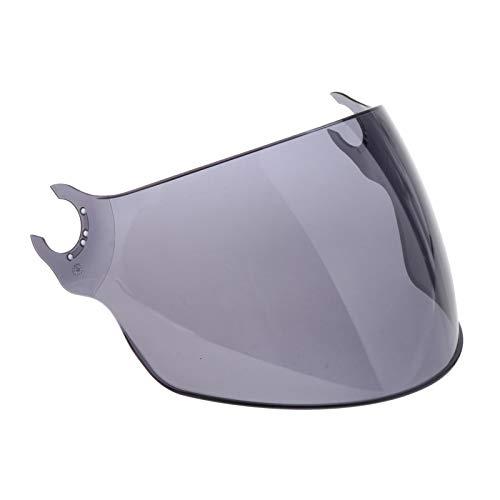 Shiwaki para cascos LS2 Visor casco Unisex para adultos cascos modulares reemplazo cara escudo - Tan 2
