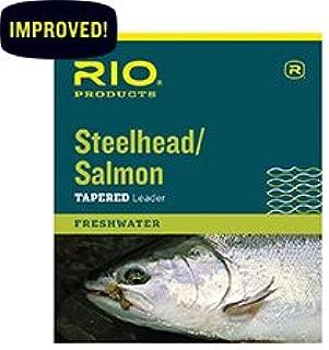 Best rio salmon steelhead leader Reviews