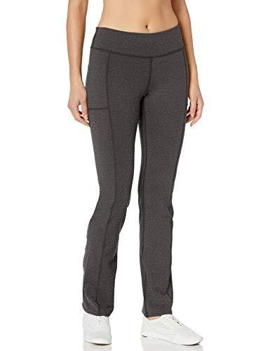 Skechers Walk Go Flex 4 Pocket Boot Cut Pant Pantis, Gris Mezclado, XXXL para Mujer