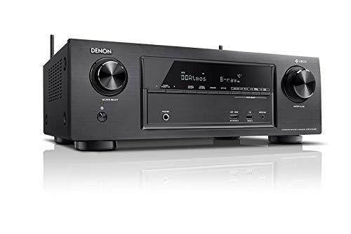 Denon AVR-X1400H 7.2-CH AV Surround Home Theatre Receiver with...