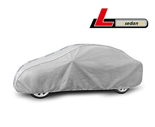Autoplane ATMI L Sedan atmungsaktiv kompatibel mit Mercedes C-Klasse W203 autoschutz Abdeckung