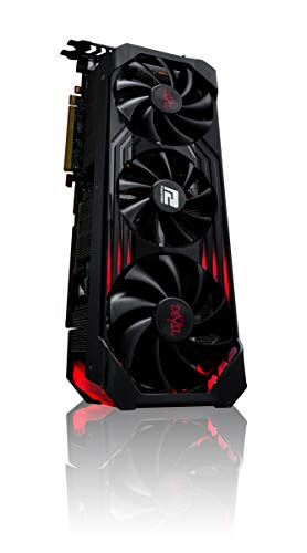 PowerColor Red Devil AMD Radeon RX 6800 XT Gaming Graphics Card with 16GB GDDR6 Memory, Powered by AMD RDNA 2, Raytracing, PCI Express 4.0, HDMI 2.1, AMD Infinity Cache