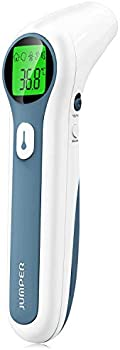 Jumper Medical Infrared Thermometer for Forehead and Ear