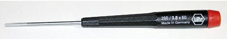 Wiha Schlitzmutterdreher 26032 3 mm x 60 mm B00JFL01U4   Verpackungsvielfalt