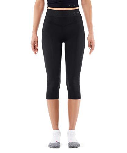 FALKE Damen Tights Maximum Warm - Funktionsfaser, 1 Stück, Schwarz (Black 3000), Größe: S