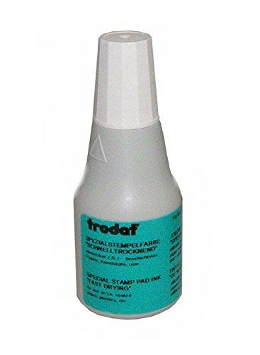 Trodat Stempelfarbe 7021 (weiss) schnelltrocknend 25 ml
