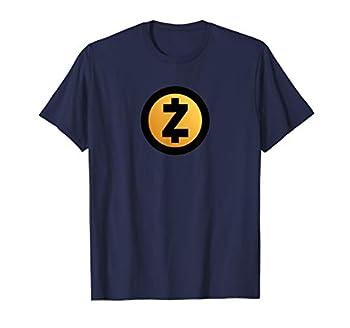 ZCash Logo Crypto Blockchain T-Shirt