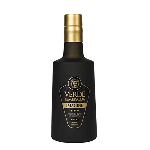 Aceite de Oliva Virgen Extra Verde Esmeralda Imagine Royal 250 ml