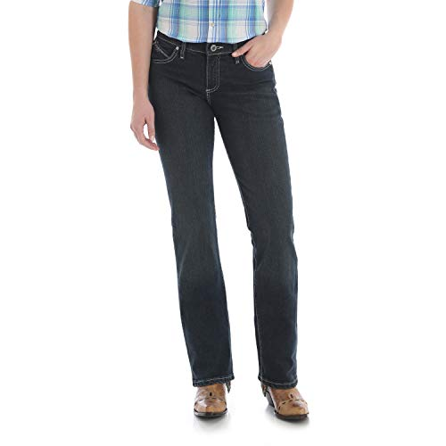 Wrangler Cowgirl Cut 86,4 cm Schrittlänge Ultimate Riding Jeans Q-Baby Fit ABSOLUTE STAR, 9M