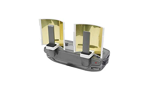 Tineer Amplificatore dell'antenna Booster Extender Range Extender, Telecomando Pieghevole Trasmettitore del Segnale Extender Range Extender per DJI Mavic PRO / Platinum / Mavic Air & Spark Drone