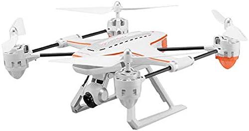 YongBe Professionelle Lufürohne Quadcopter Weißinkel 4K HD-Fernbedienung Kamera Drohne Fernbedienung Flugzeuge One Key Take Ofüretur für Anf er und Experten 1 km,schwarz-Two Batteries
