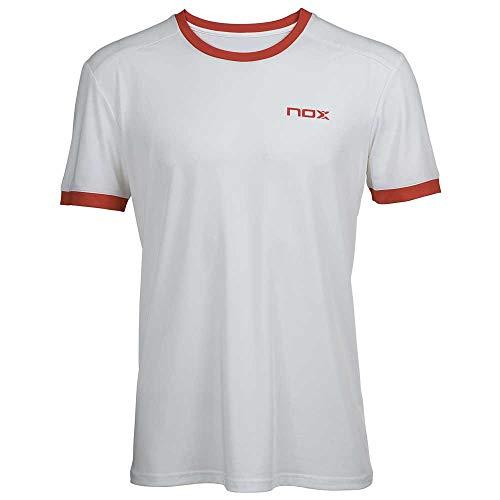 NOX Maillot Sponsor Team Blanca