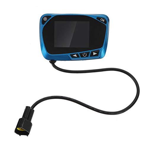 YXDS 12 / 24V Controlador de Calentador de estacionamiento Interruptor LCD Monitor Grande Pista de Coche Calentador de Aire diésel Accesorios de Coche Remoto