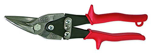 Crescent Wiss 9-3/4' MetalMaster Compound Action Straight and Left Aviation Snips - M1R