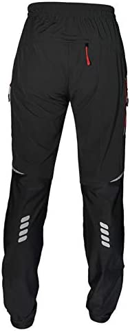 Berrd Cycling pants cycling pants riding mountain trousers quick-drying spring and summer mens clothing outdoor cycling pants