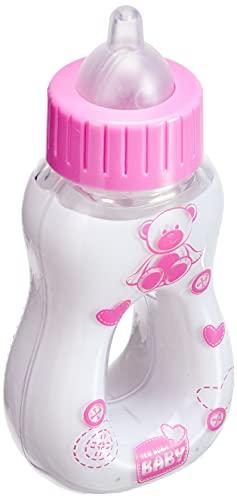 Simba - New Born Baby Biberon Magico con latte che scompare cm 13, + 3 anni, 105563965