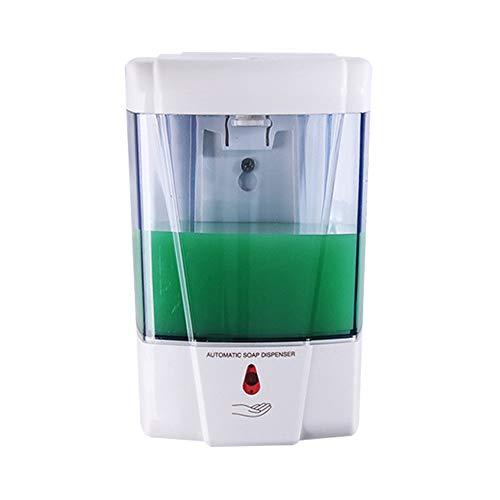 Z@SS Automatischer Seifenspender Sanitizer 600ml Wandhalterung Sensor Seifenspender Shampoo Antiseptische automatische Gel-Zufuhr